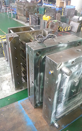 Production molds